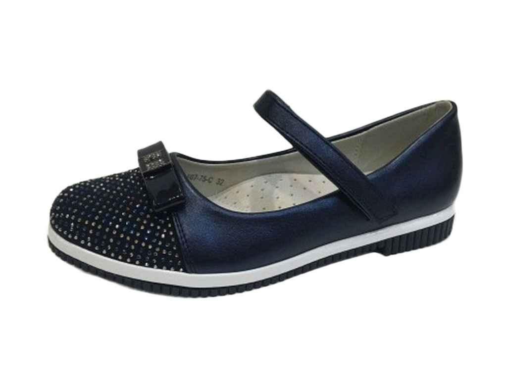 Туфлі дівчинка шкільні 0775C 4519be2e1db64