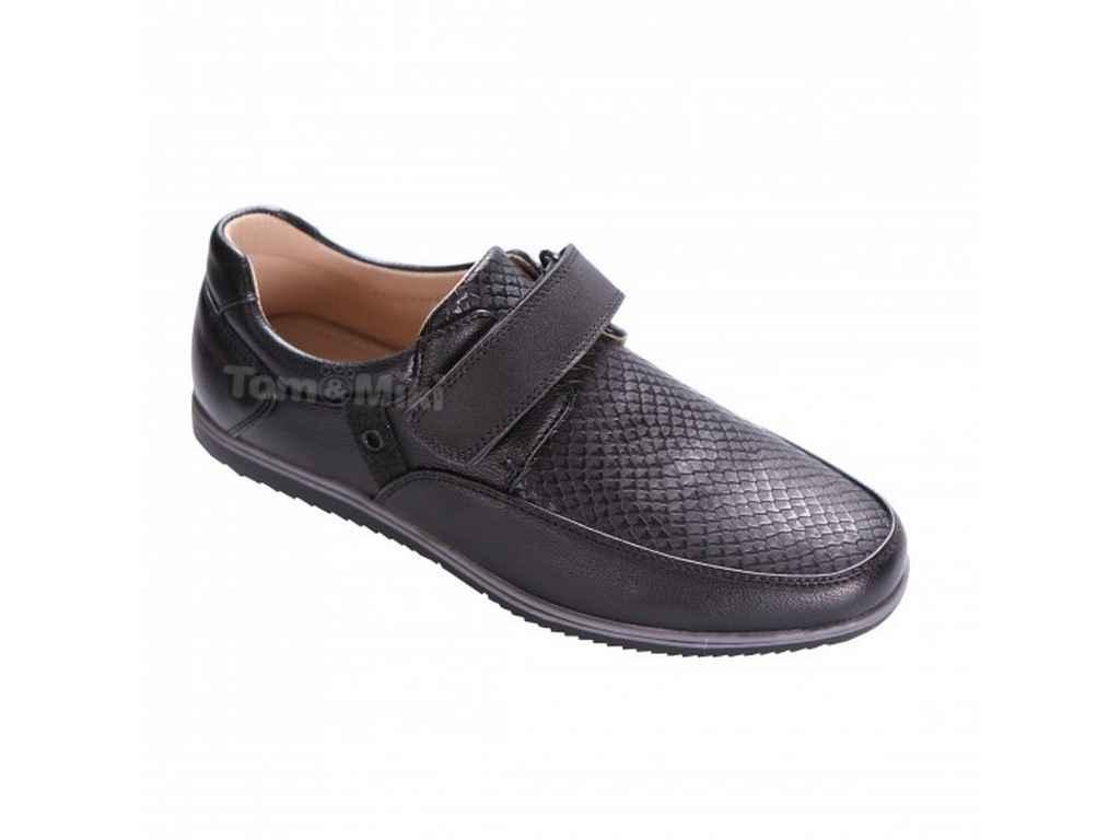 Туфлі хлопчик шкільні 1378A 36904281b89b1